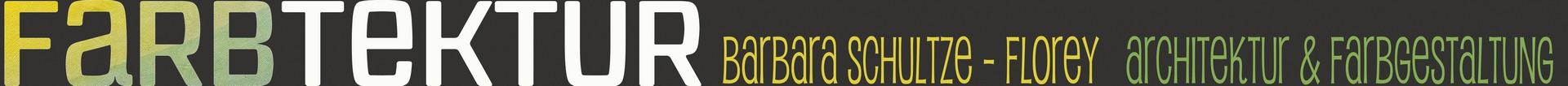 FARBTEKTUR - Barbara Schultze-Florey