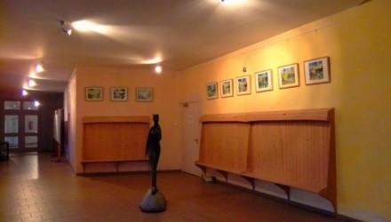 Freie Waldorfschule Erftstadt Kunstgebäude