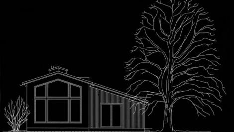 Entwurf Sanierung alte Stellmacherei und Umbau zum Wohnhaus