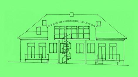 Entwurf alte Dorfschule