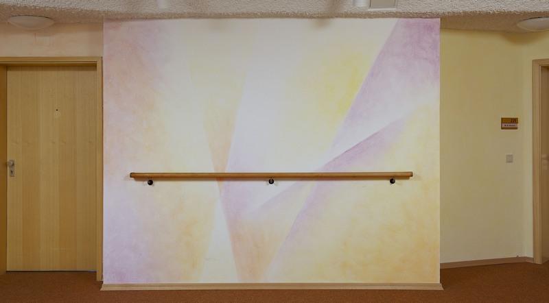 Haus Aja Textor-Goethe Flure